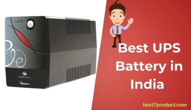 7 Best UPS Battery in India – 2021