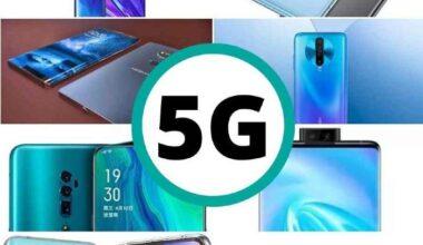 5G Smartphones in India: