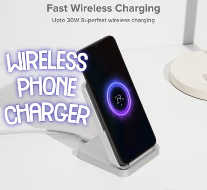 You are currently viewing BEST 5 WIRELESS PHONE CHARGER IN INDIA 2021