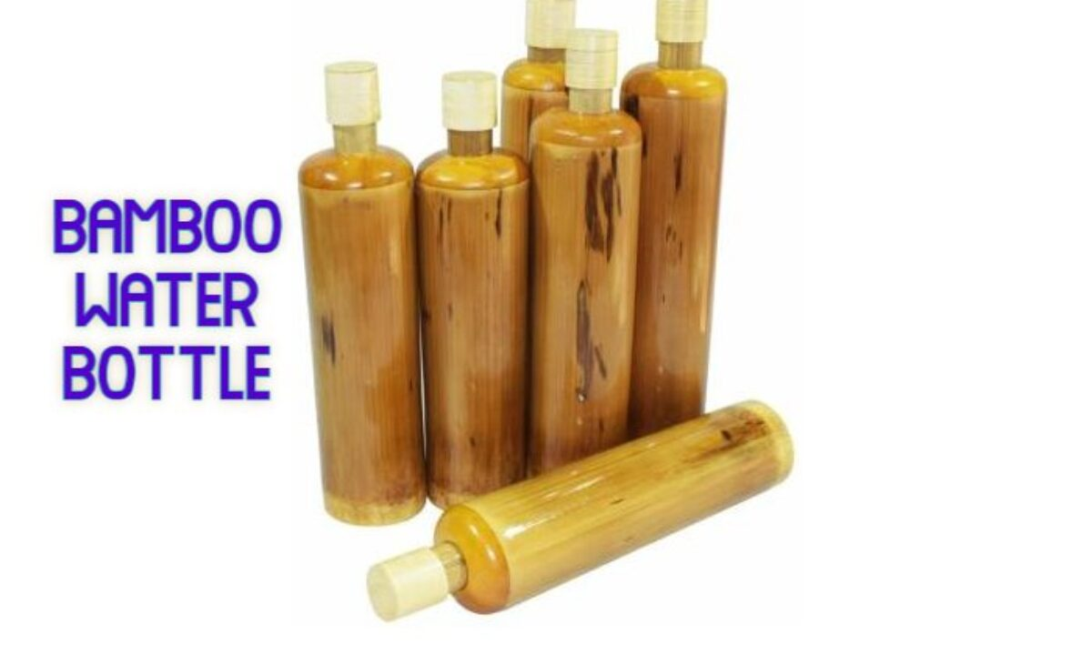 Best Bamboo water bottle in India