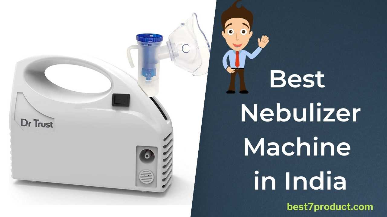 You are currently viewing Best Nebulizer Machines in India