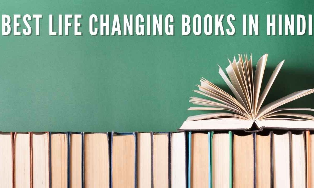 Best life changing books in Hindi