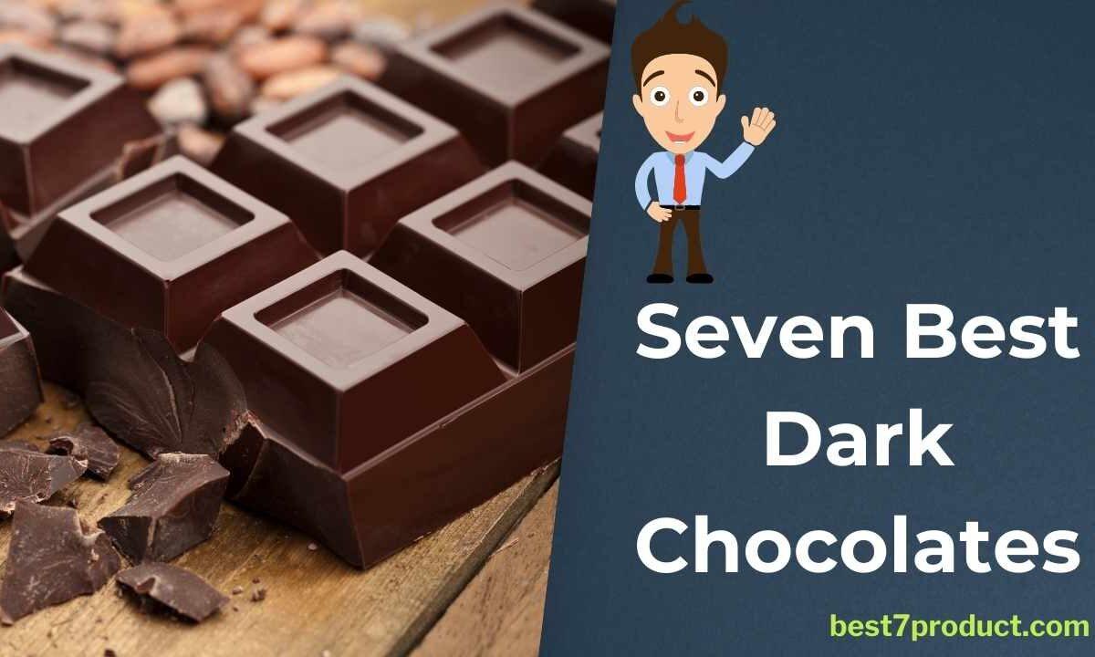 Top 7 Best Dark Chocolates in India