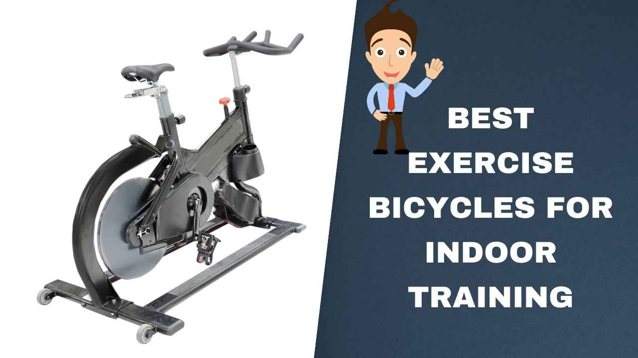 You are currently viewing Top 5 Best Exercise Bicycles for Indoor Training 2021 (Lockdown Special)