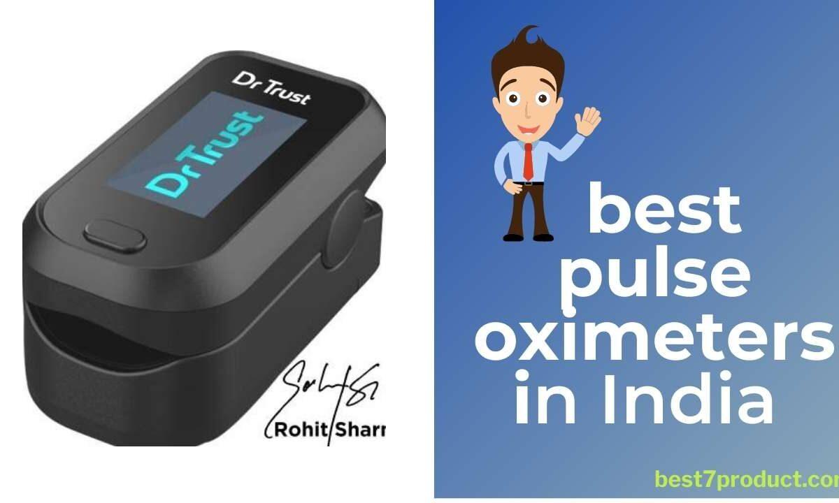 5 Best pulse oximeter | FingerTip pulse oximeter – 2021 (Trusted product)