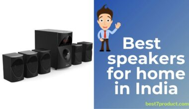 7 Best Home Theater System in India [Best reviews]