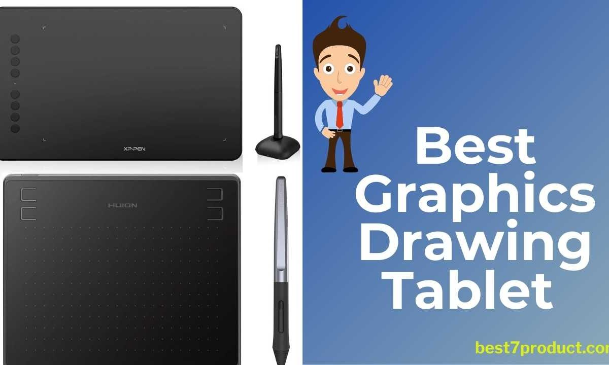 7 Best Graphics Drawing Tablet in India