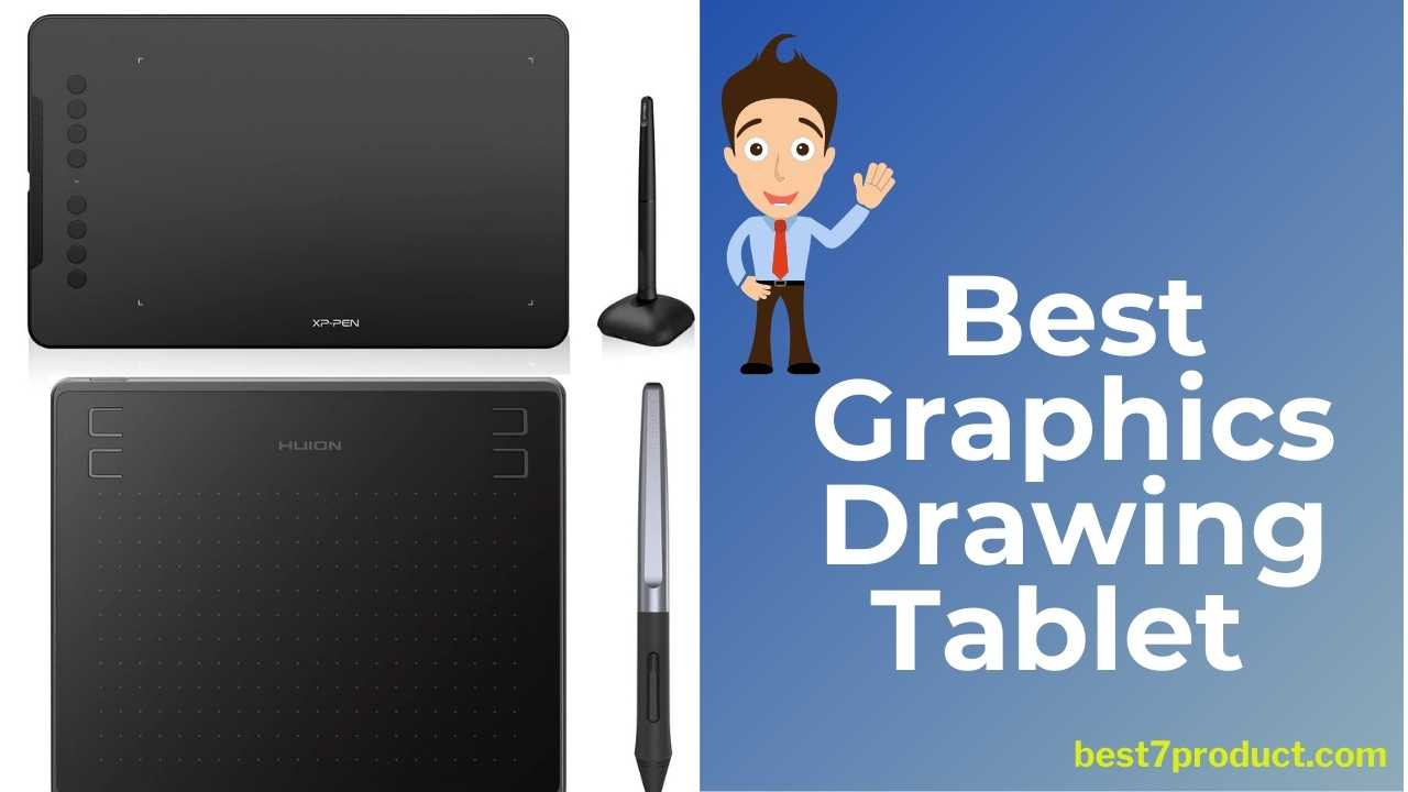 You are currently viewing 7 Best Graphics Drawing Tablet in India