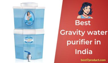Best gravity water purifier in India