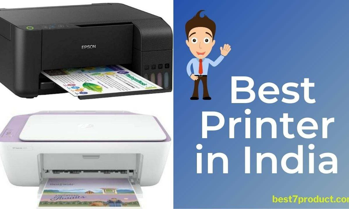 7 Best Printer for home use in India