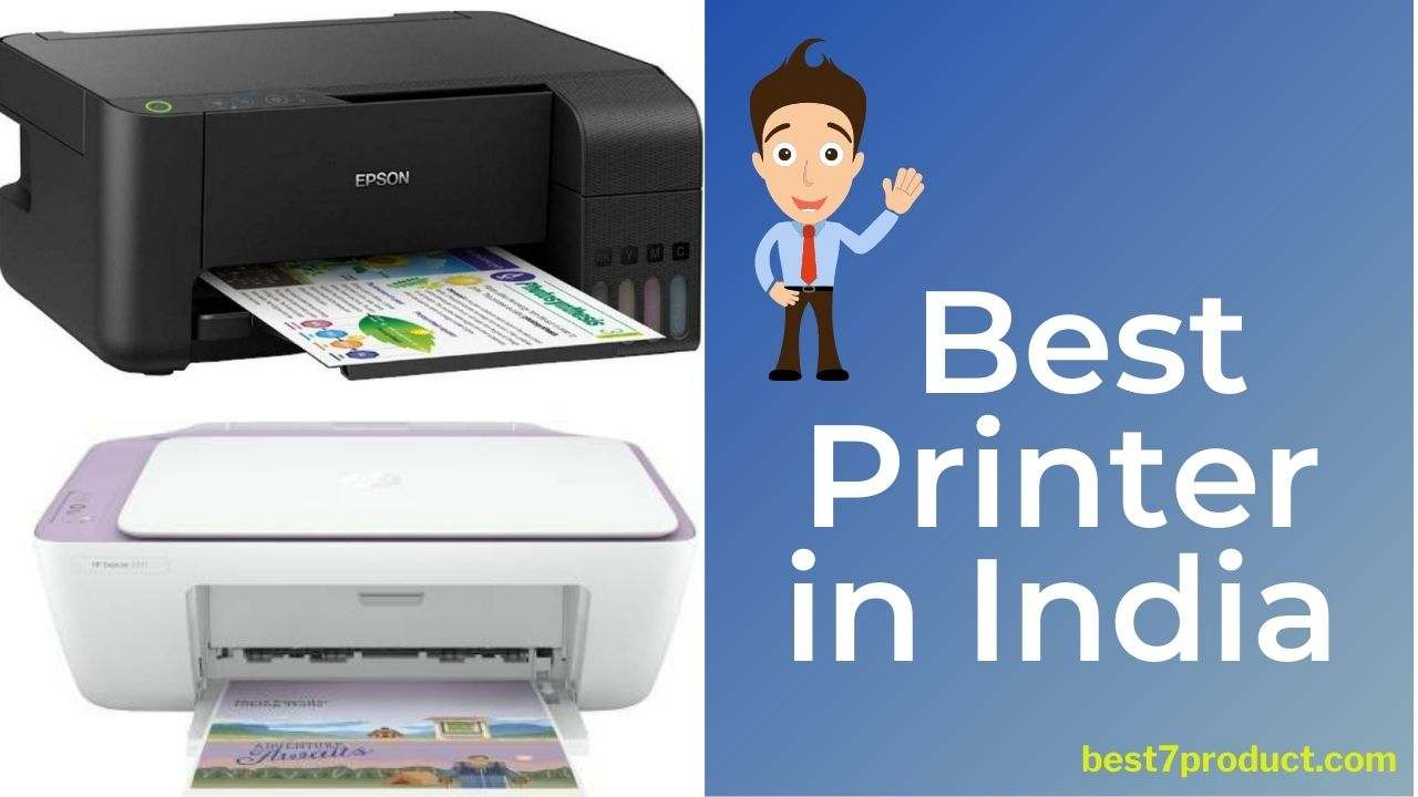 You are currently viewing 7 Best Printer for home use in India