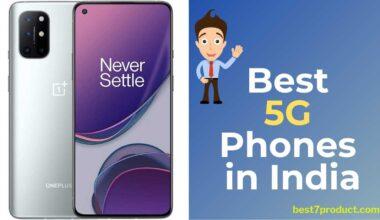 Best 5G Phone in India 2021