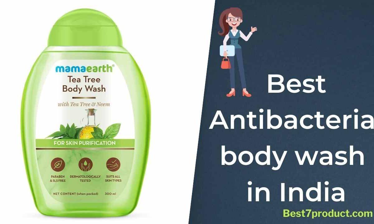 Best Antibacterial body wash in India