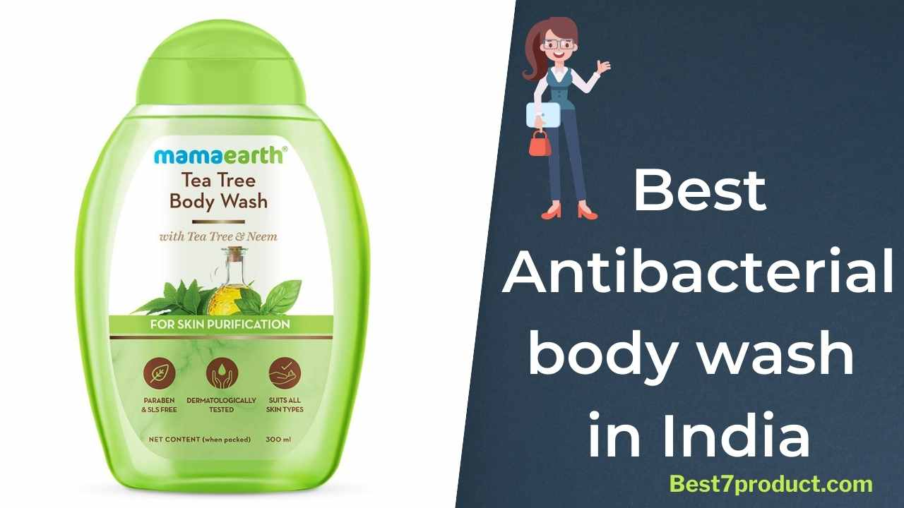 You are currently viewing Best Antibacterial body wash in India