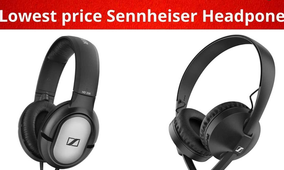 Lowest price Sennheiser Headphones Review(2021)