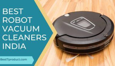 5 Best Robot Vacuum Cleaners India