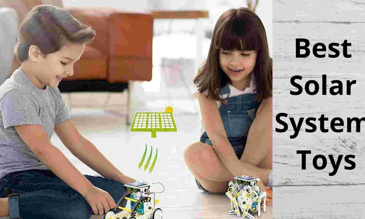 Best Solar System Toys for 3 to 10 years old in India (2021)